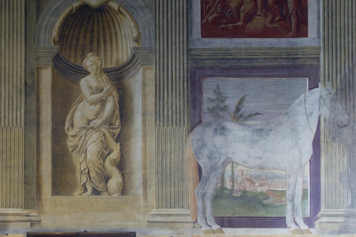 Venus, the seduction of the goddess on show at Palazzo Te
