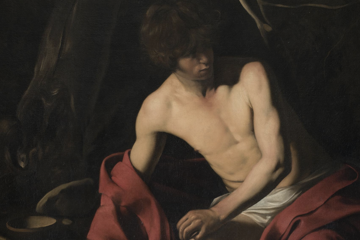Caravaggio on show at the Musei Reali of Turin
