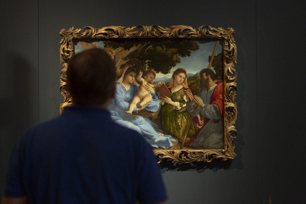 Venice, Lotto's masterpiece will remain at the Gallerie dell'Accademia