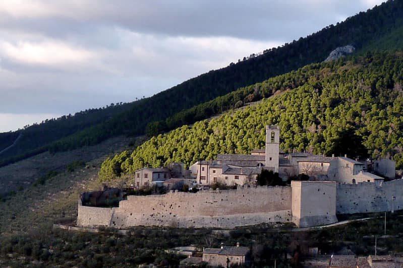 "The ""Ulivo della Rinascita"" in ten Umbrian villages"