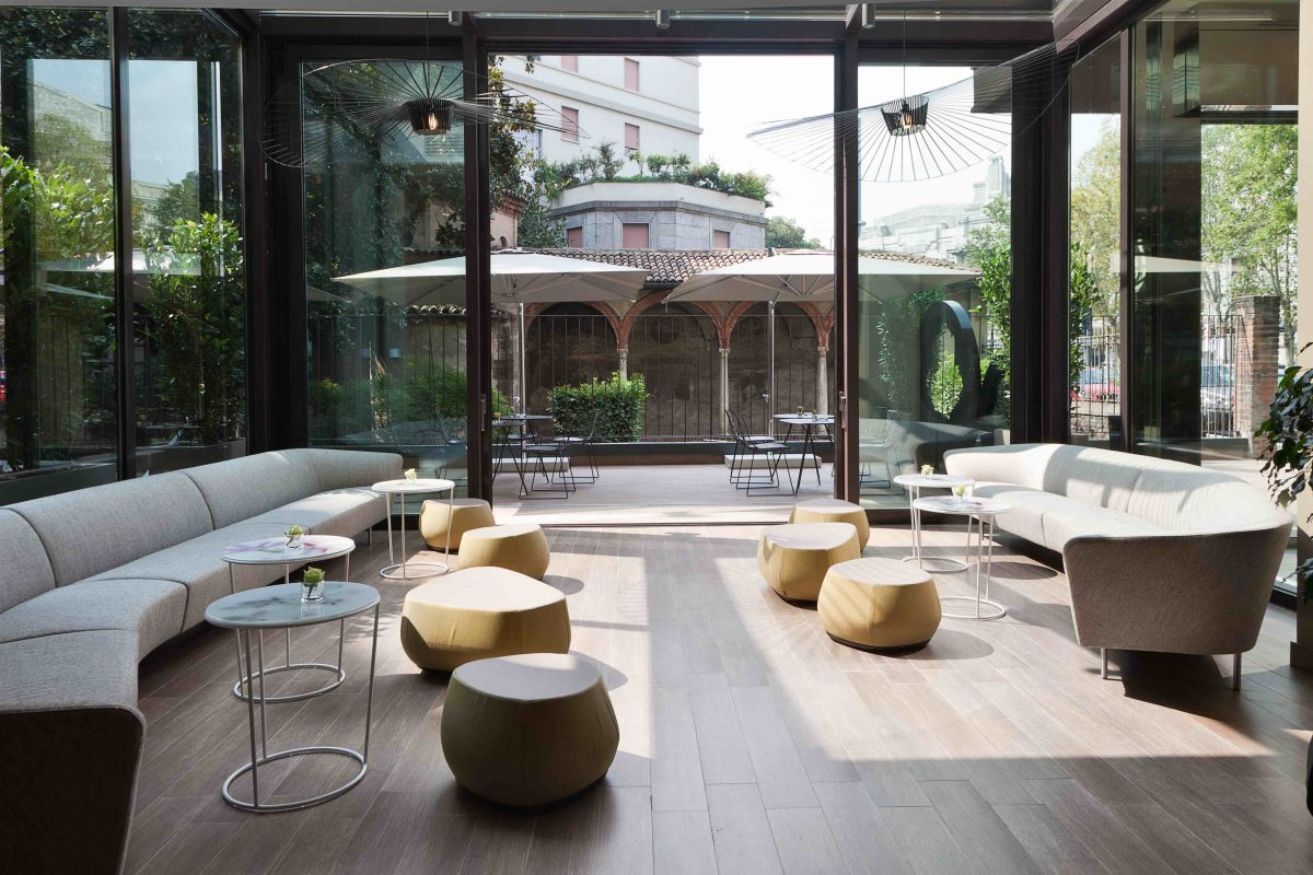 Sustainability and transparency at the Starhotels E.c.ho restaurant in Milan