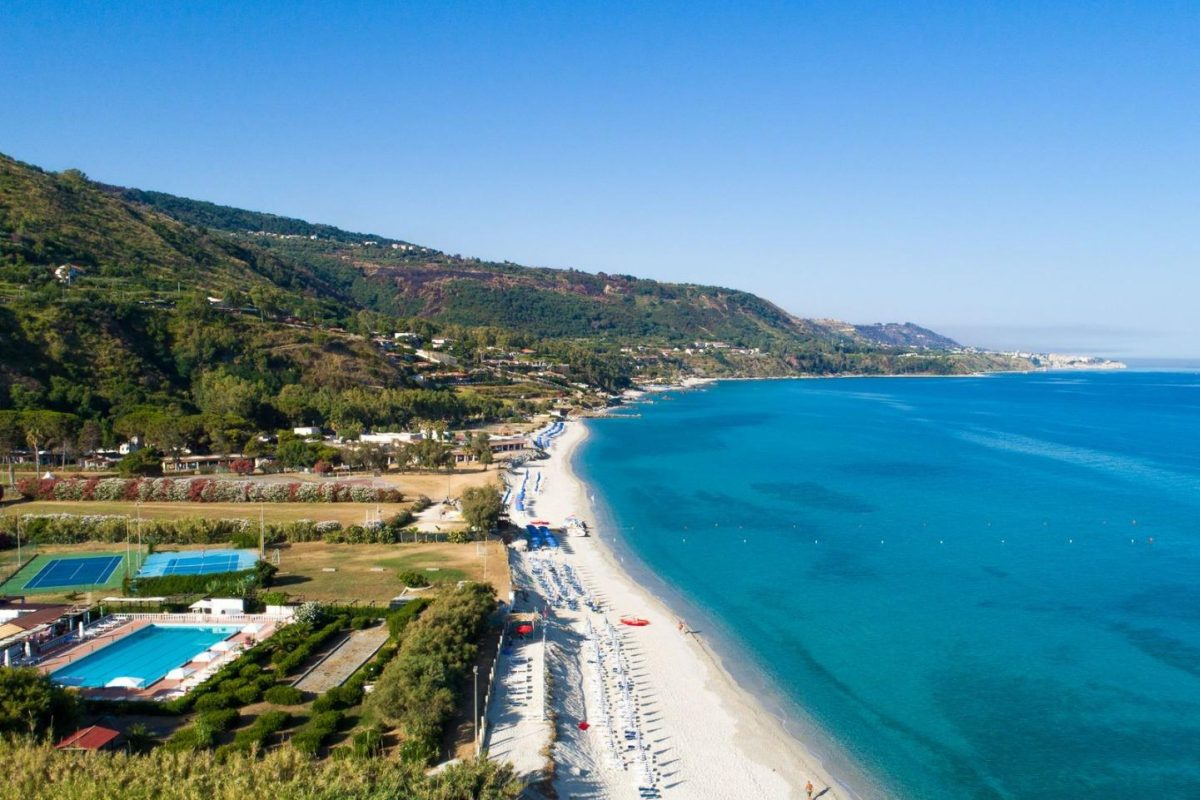Calabria, a new Voihotels resort in Tropea