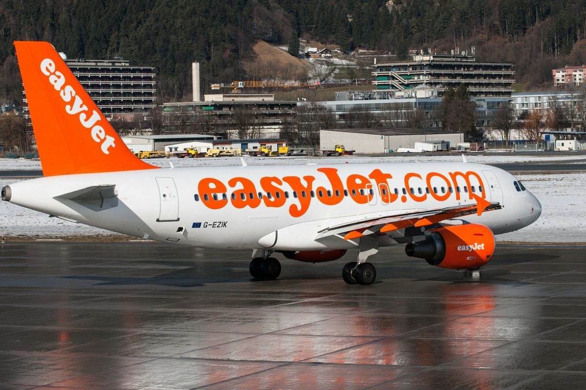 EasyJet increases frequencies for the Italian summer