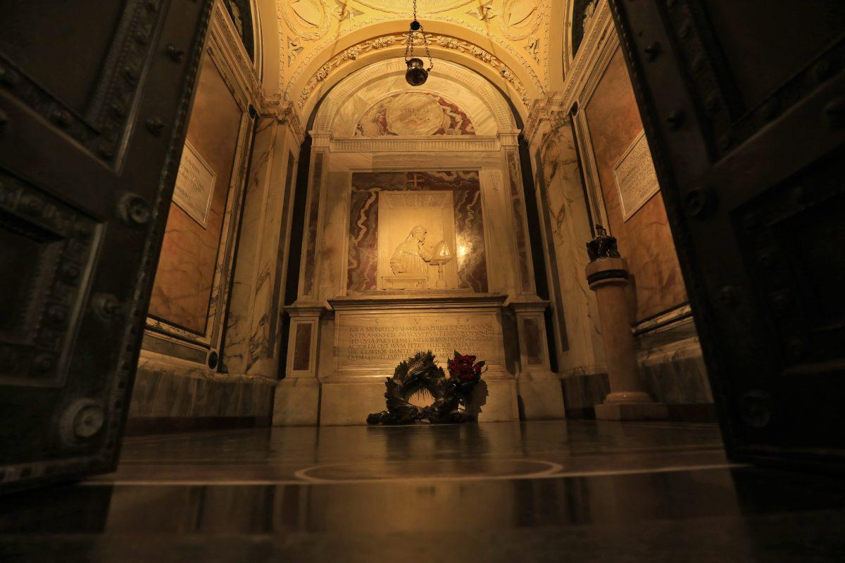 Ravenna and Trieste united by Dante Alighieri