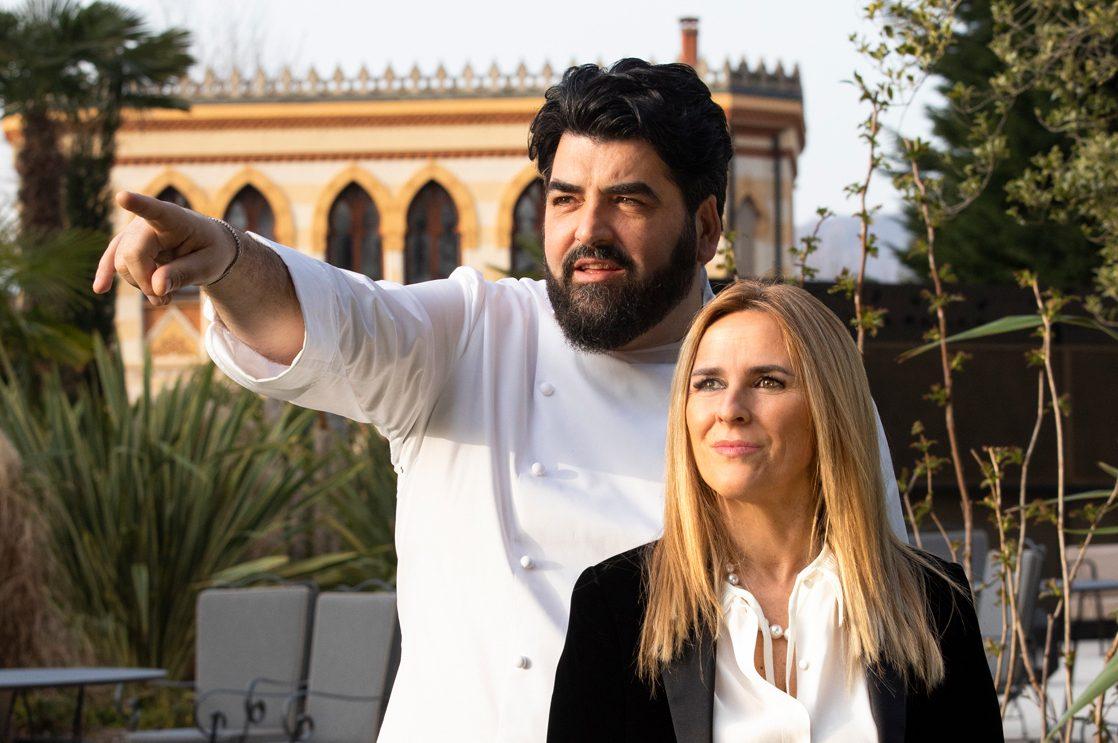 Michelin 2-star chef Cannavacciuolo opens LAQUA Resorts