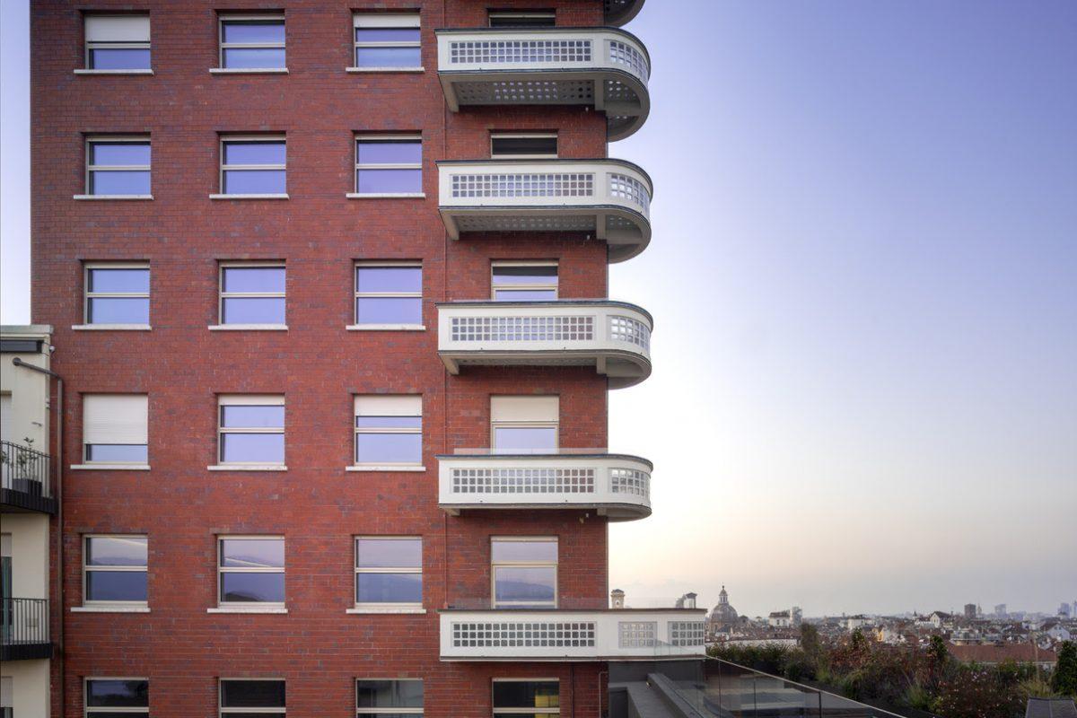 Turin's Torre Littoria undergoes interior restyling