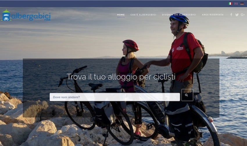 Albergabici, tailor-made hospitality for cyclists