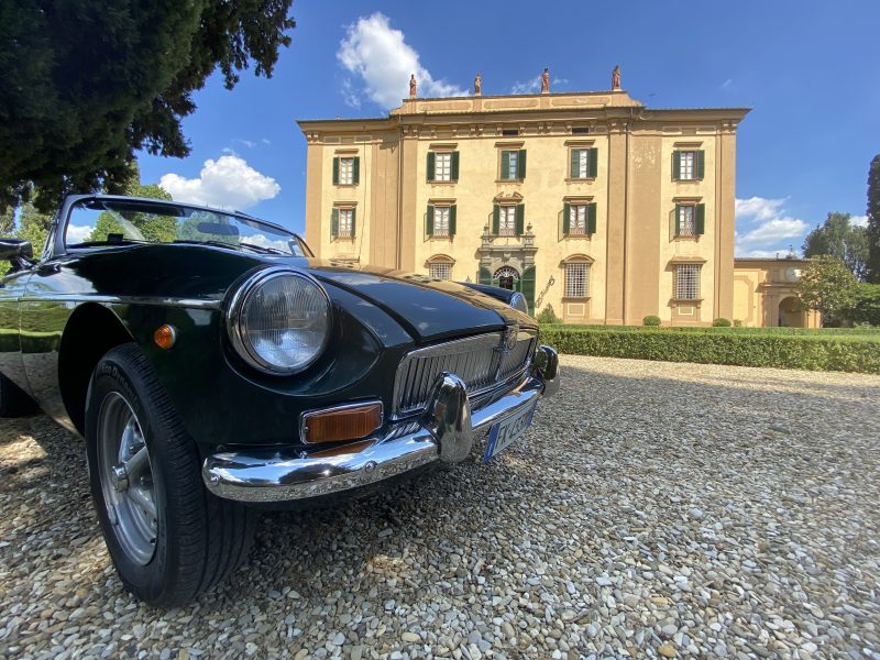 Take the wheel! Slow Drive scavenger hunt gets underway in Tuscany