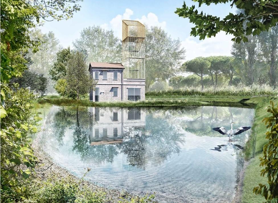 Cervia, the landscape as a tourism strategy