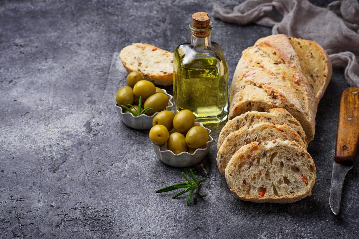 Gastronomic delicacies as a souvenir