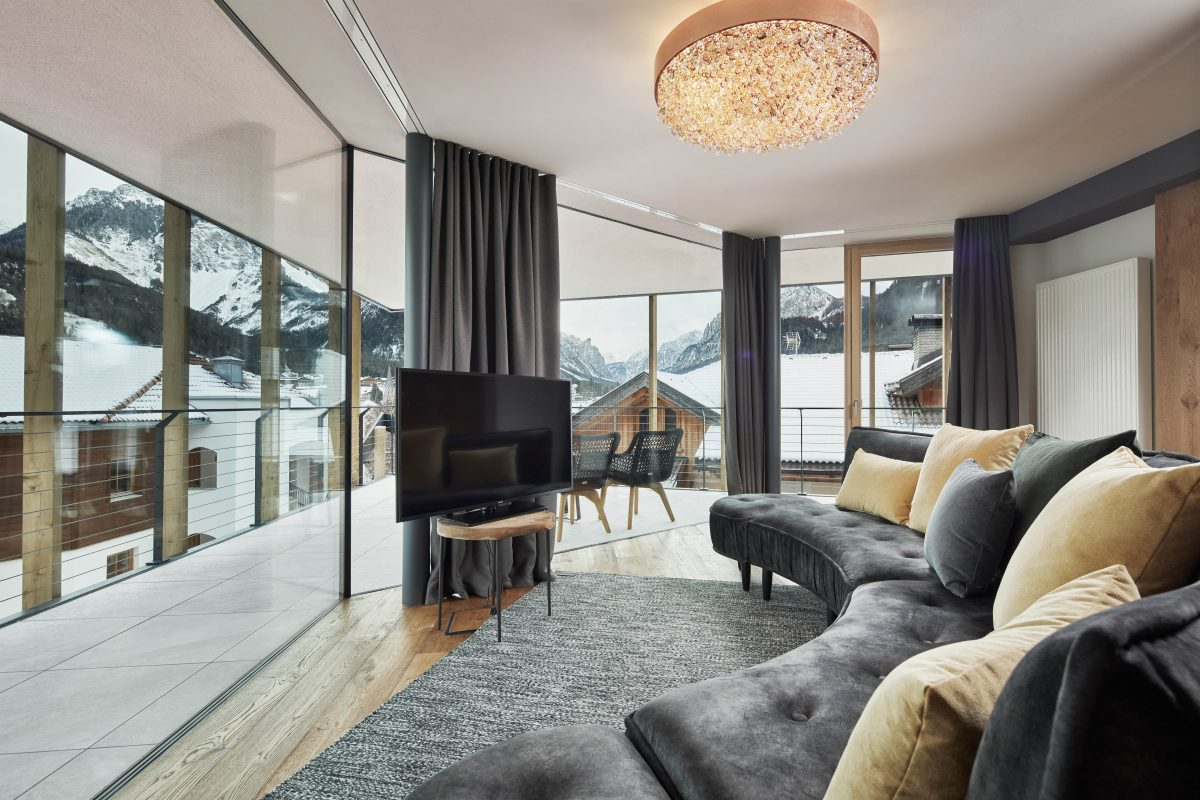 From the room to the slopes at the Excelsior Dolomites Life Resort