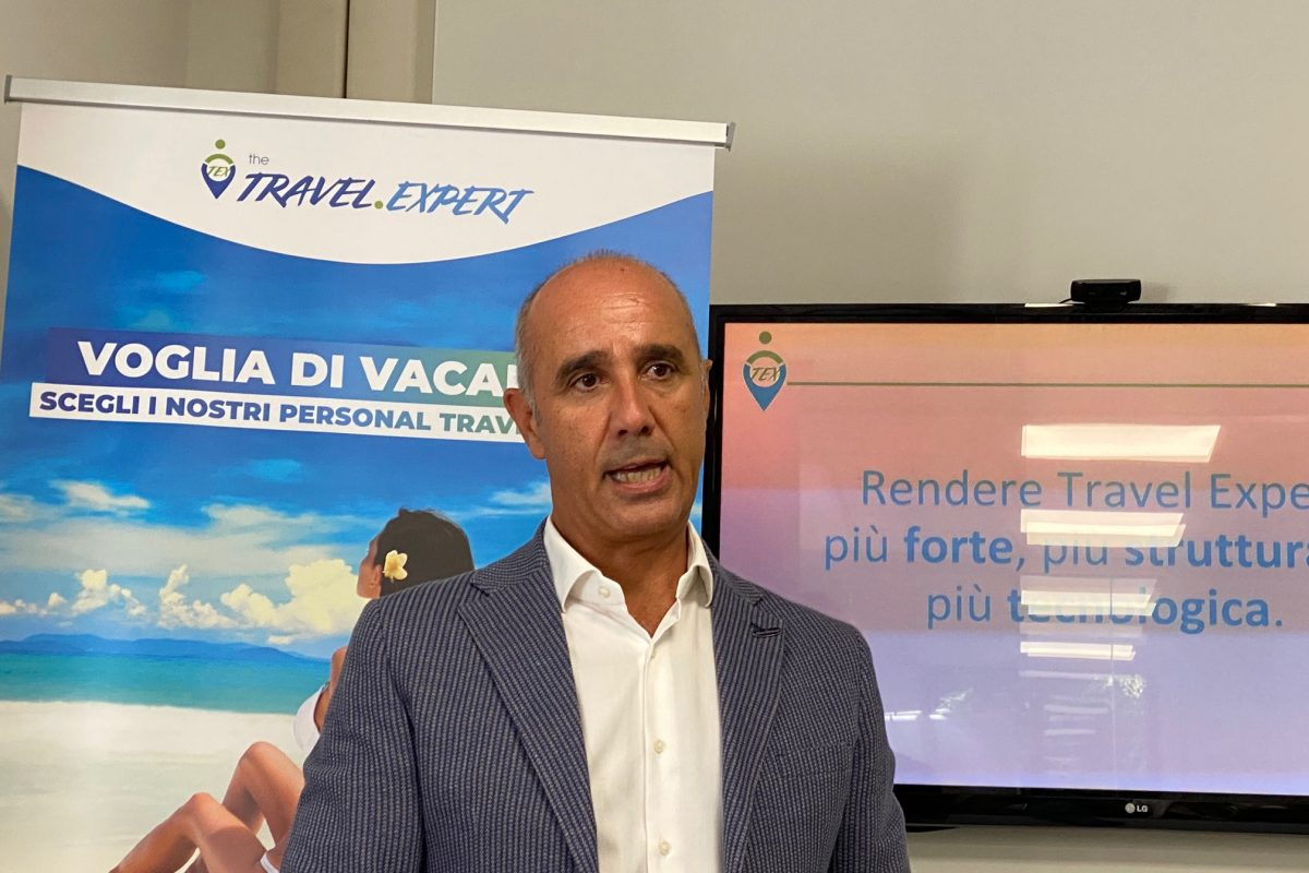 The Travel Expert and Frigerio together to intercept travel demand
