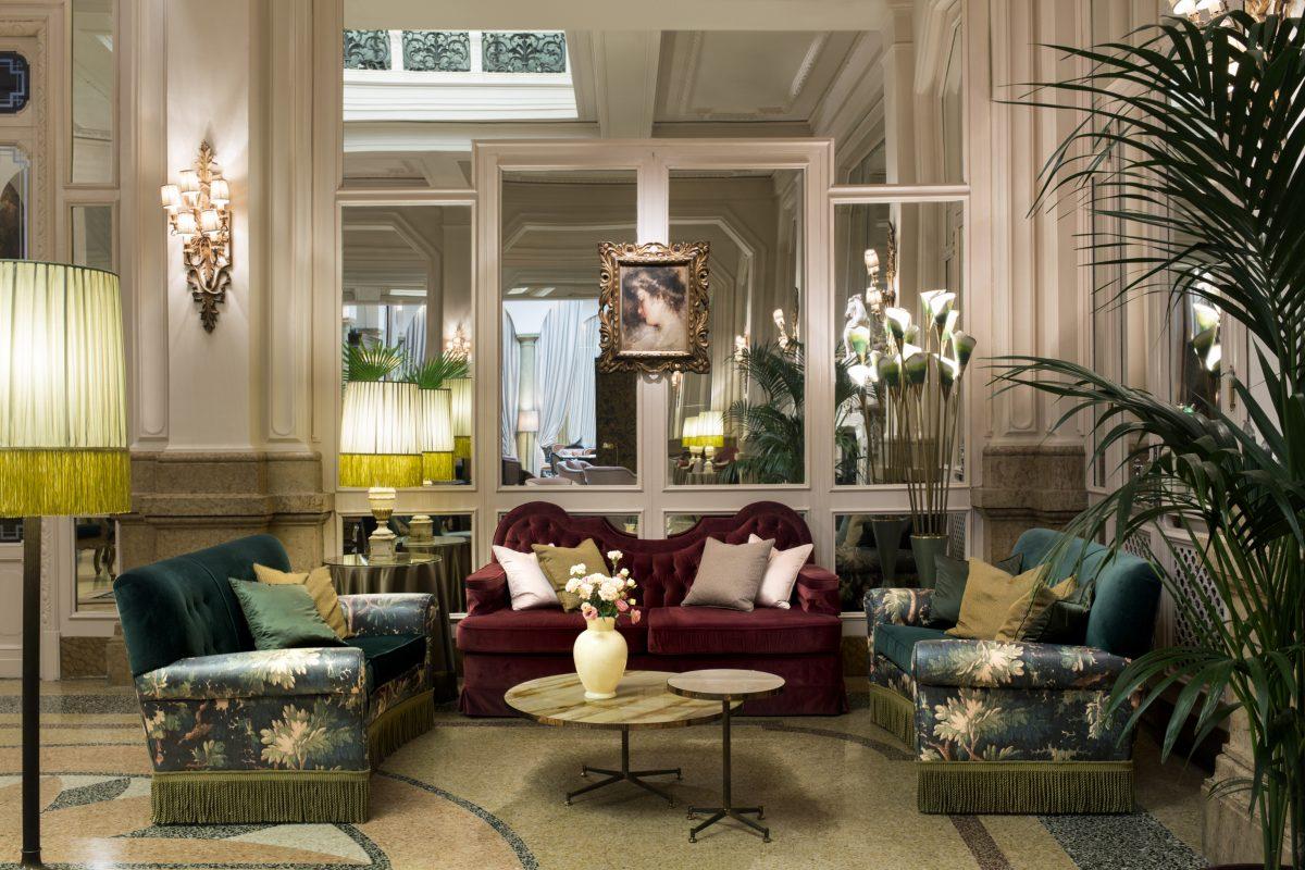 The Grand Hotel et de Milan joins the Autentico collection