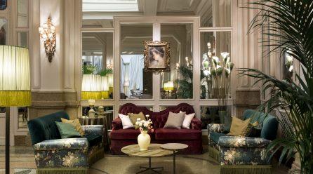 Il Grand Hotel et de Milan entra nella collezione Autentico
